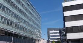 Büro-Großanmietungen in Wien, 2017