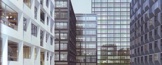 Forum Donaustadt: neues Büroprojekt im 22.Bezirk
