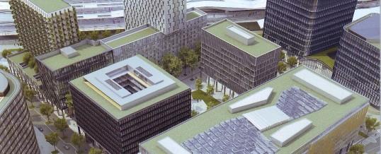 Neue Büroprojekte in Wien 2021